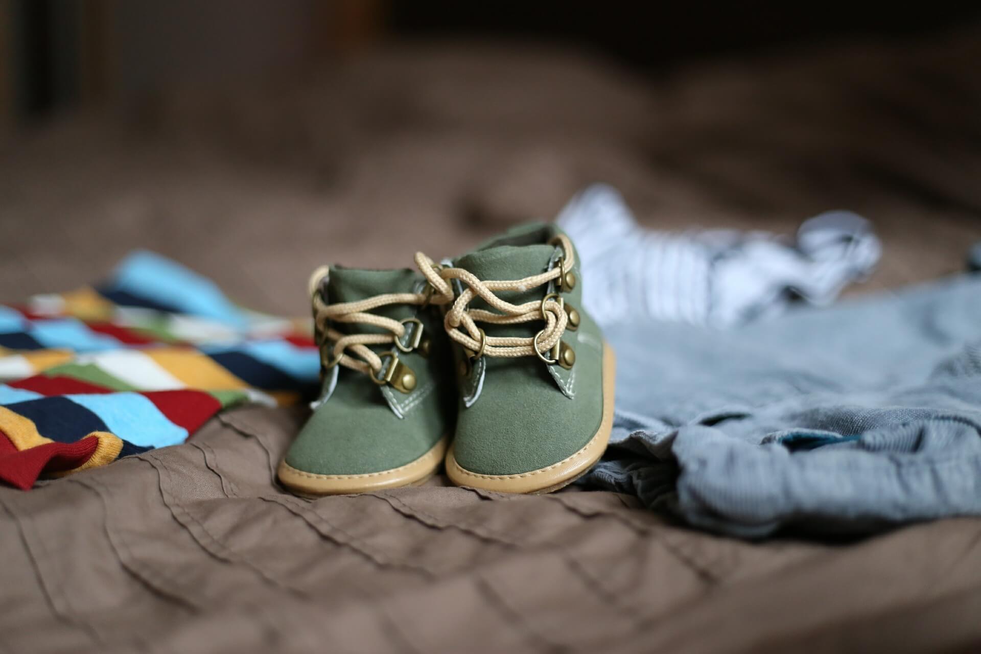 Male-buciki-dla-chlopca