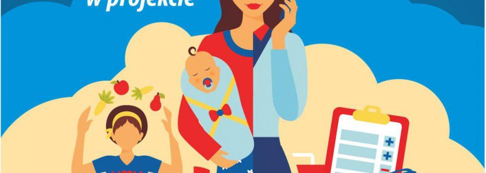 Mama na etacie – nowy projekt Gdańskiego Urzędu Pracy