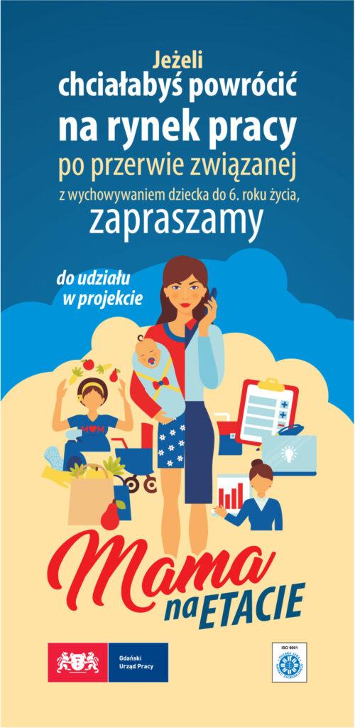 Program aktywizacyjny mama na etacie