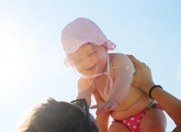 spray przeciwsłoneczny dla dziecka